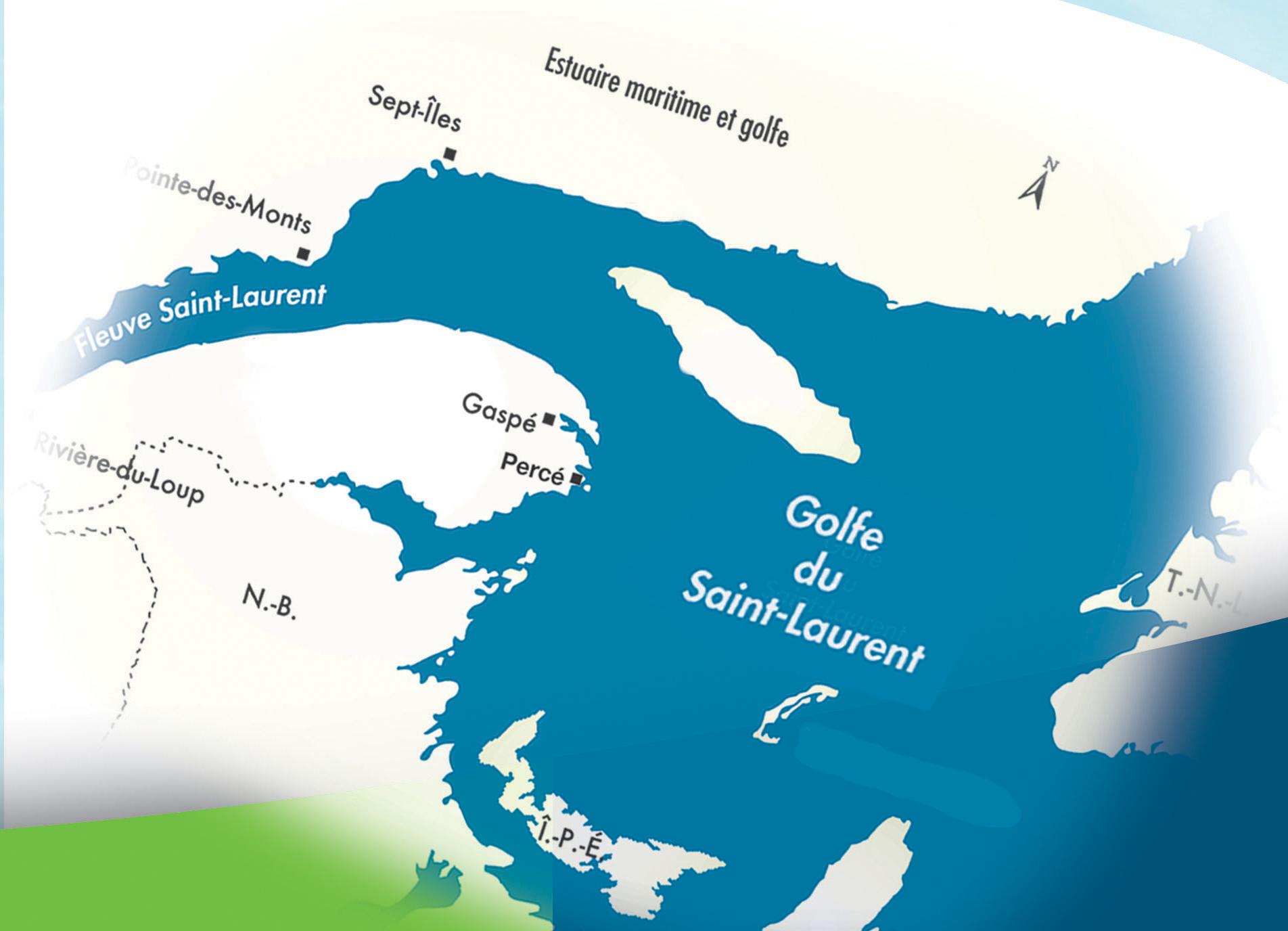 St Lawrence River World Map.River Action Plan D Action Saint Laurent